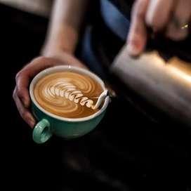 Lowongan BARISTA dan COOK untuk cofee shop di RENON dan PANJER