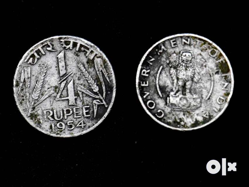 Old coins 67 years