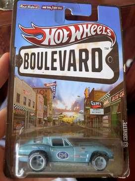 Hotwheels BOULEVARD '63 CORVETTE