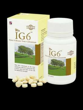 Ig6 colostrom isi 60 tablet