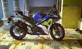 Dijual Yamaha movistar R15 tahun 2015