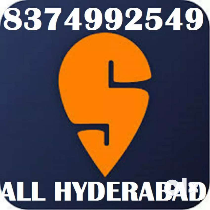 WANT BIKE RIDER FOR SWIGGY DELIVERY JOB/EARN DAILY INCOME