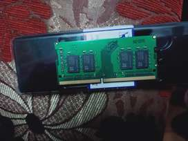 DDR4 ram 4gb 2111 mhz for laptop