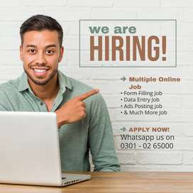 Jobs OPPORTUNITY AND DATA ENTRY CONTENT WRITING