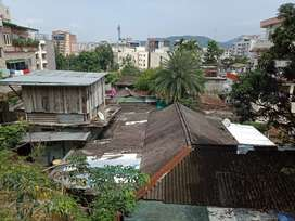 10 lecha Myadi patta land with RCC House.