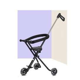 Exotic ET-LW-005 Baby Stroller 3 Roda Kreta Dorong Lipat Untuk Bayi