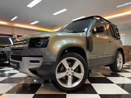 Land Rover Defender 2.0 90 P300 SE Explorer 2021 Green 2DR #AUTOHIGH