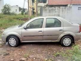 Mahindra Renault Logan, 2007, Petrol