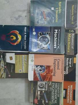 VTU Mechanical Engineering books