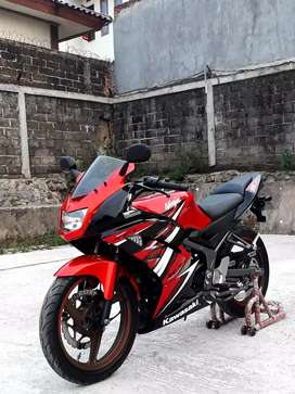 Kawasaki ninja 150 RR km 3Rb like new