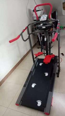 Treadmill.manual 7f merah PROMO.DISCON harga