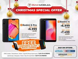Redmi 6 3gb 32 offer available now