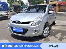 [OLX Autos] Hyundai i20 2010 CRDi 1.4 Solar M/T Silver #Liaz Auto