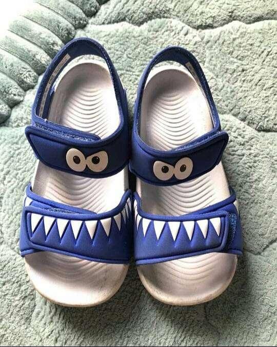 sepatu sandal anak adidas original preloved 0