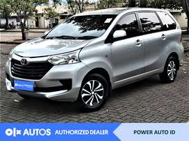 [OLXAutos] Toyota Avanza 2017 E 1.3 Bensin A/T Silver #Power Auto ID