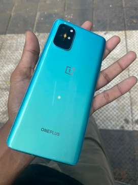 One plus 8T 8gb 128 gb full condition with 2month warranty & insurance
