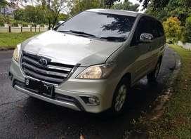 Toyota Kijang Innova G bensin 2013 AT good condition
