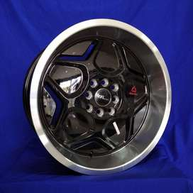 Velg Celong buat Honda Jazz MYTH04 HSR R17X75-85 H8X100-114,3 ET40-38