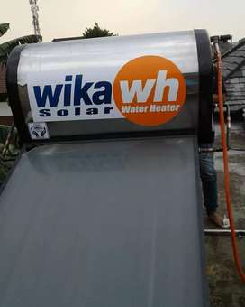 Service pemanas air tenaga surya resmi.