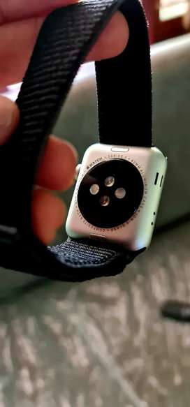 Apple watch 3 series GPS 42mm silver full kit