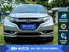 [OLX Autos] Honda HRV 1.8 Prestige A/T 2018 Abu-Abu