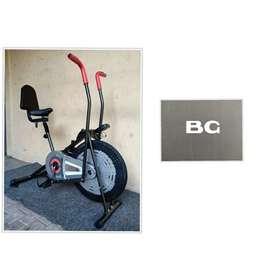 Sepeda Statis & Dinamis Sandaran FS 788N //(Jual Treadmill & Home Gym)