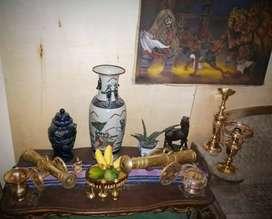 Lukisan Barong Bali seperti di foto