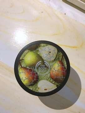 Juicy pear body yogurt the body shop