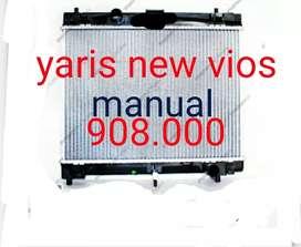 Radiator yaris new vios manual