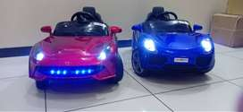 All kinds of battery operated cars and bikes are available contact