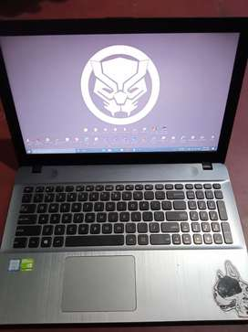 Asus x541,i3 7th Generation, well maintained gaming laptop.