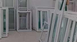 Aluminium door, windows, partition etc.