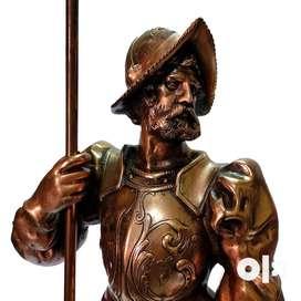 Antique Soldier Statue Gift decoration