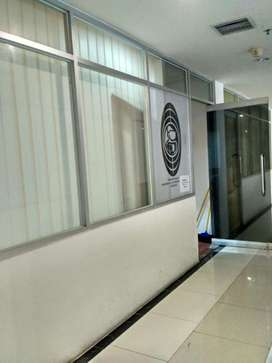 Sewa Tahunan Kantor Office Full Furnished Menteng Square