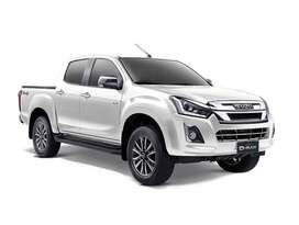 ISUZU D-MAX HI LANDER 4X4 SINGLE CAB