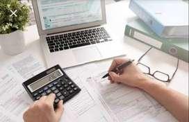 Requirment- Male/Female full time senior accountant.