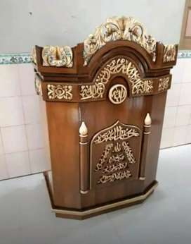 Mimbar pidato masjid 03