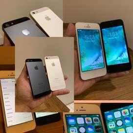 Apple iPhone 5G Silver Vs Gray