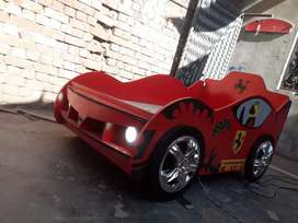 Beautiful baby car bed new design