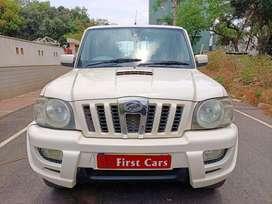 Mahindra Scorpio 2002-2013 VLX Airbag, 2011, Diesel