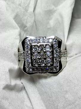 Cincin Diamond Fashion