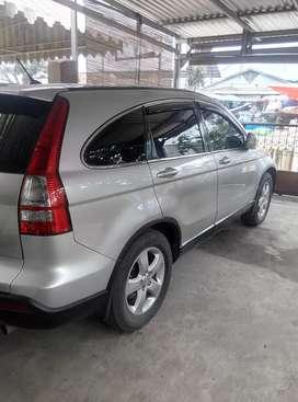 Honda CRV 2.0 matic over kredit 15 juta