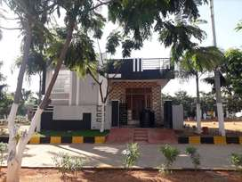 167 sqyds 2bhk independent house available in gated community