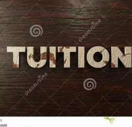 Home tution 1st to 12th standard & competition exams