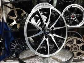 Velg Mobil Ring 15 HSR POINT ET40 BMFML - Classy, Sigra, Sirion,