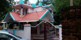Kollam ayoor jn distance 500 metre  10 cent land 2200 sqrf house