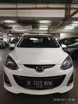 Mazda 2 r at 2011 km 40 rb service record