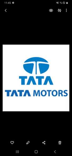 JOB IN TATA MOTORS LIMITED COMPANY