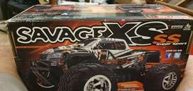 HPI Savage XS (SS Kit) 1/10th Scale R/C Monster Truck