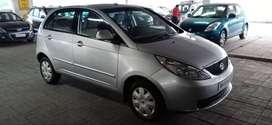 Tata Indica Vista Aura Safire BS-IV, 2010, Petrol